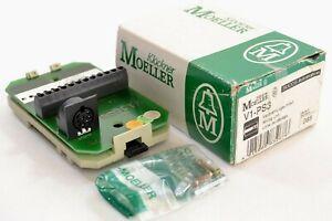 Klöckner Moeller V1-PS3 T5G06B Verdrahtungseinheit NEU! NEW!