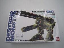 Macross 1/200 Scale HWR-00-MKII Destroid Monster Model Kit Bandai Japan Robotech