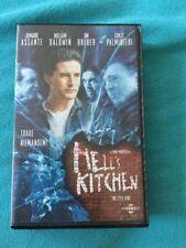 VHS Hell's Kitchen Action mit William Baldwin (2001) Kinowelt Guter Zustand
