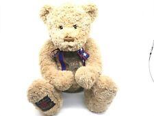 "Gund Wish Bear 100th Anniversary Teddy 1902-2002 Large 20"""