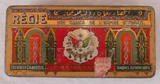 SCARCE VINTAGE TURKISH REGIE OTTOMAN EMPIRE 100 CIGARETTE TIN