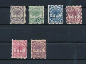 D193938 Samoa Nice selection of VFU Used /MH stamps
