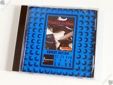 PC IBM Covert Action Jewel Case CD-ROM Computerspiel Vintage Adventure Microprose