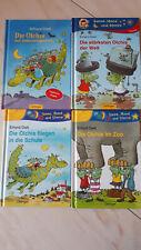 Die Olchis, versch. Kinderbücher, sehr gut erhalten!