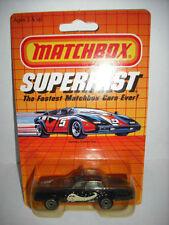 Matchbox Mercury Diecast Vehicles