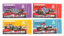Mint Never Hinged/MNH Cars Guernsey Regional Stamp Issues