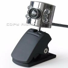 New PC Laptop USB Webcam Video Camera With Microphone