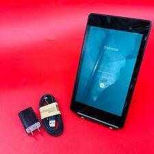 Asus Google Nexus 7 2nd Generation K008 WiFi Tablet Black 2013