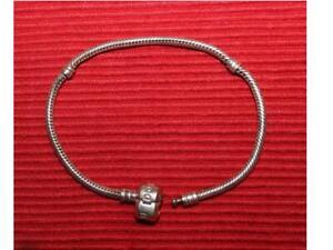 original Pandora Charm-ARMBAND mit KUGELCLIP-Verschluss 590702, Länge: 20 cm