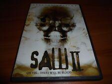 Saw II (DVD, 2006, 2 Disc Widescreen  Uncut) Used 2 Tony Nappo, Shawnee Smith