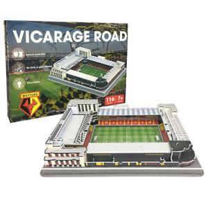 Watford FC Vicarage Road 3D Puzzle