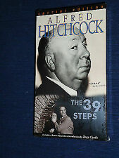 The 39 Steps [VHS] Robert Donat, Madeleine Carroll, Lucie Mannheim, Godfrey Tea