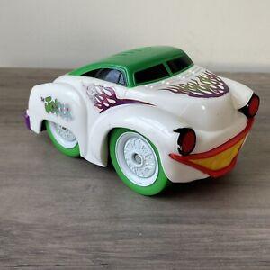 Batman Shake 'N Go The Joker Car 2010 DC Comics Mattel