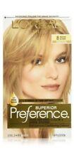 L'Oreal Paris Superior Preference Hair Color, 8 Medium Blonde