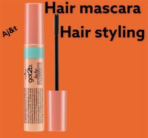 got2b  Hair Mascara Setting medium hold  flyaways and short hairs Bye Flyaways