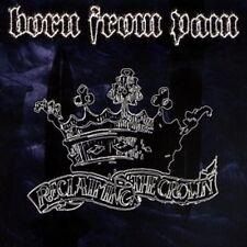 BORN FROM PAIN - RECLAIMING THE CROWN (SPLATTER)  VINYL LP NEU