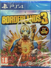 Borderlands 3 (PS4) Game inc Gold Weapon Bonus Skin Pack  NEW. Free UK P&P