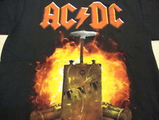 AC/DC ACDC TNT T.N.T Dynamite Classic Rock Heavy Metal Music T Shirt M