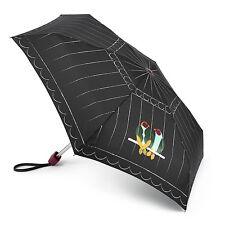 Lulu Guinness Por Fulton Damas Pequeño - 2 paraguas amor aves