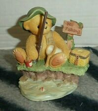 """Cherished Teddies, Norm, """"Penitence is a Fisherman's Virtue"""" 476765"""