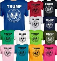 Donald Trump for president 2020 t shirt Make America Great again Republican GOP