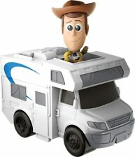 Toy Story 4 - Mini-figurine Woody et son Camping-car Mattel