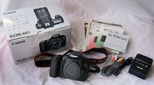 Canon EOS 60D 18.0MP Digital SLR Camera - Black (Body Only), $630