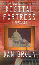 Very Good, Digital Fortress (Thorndike Famous Authors), Brown, Dan, Book