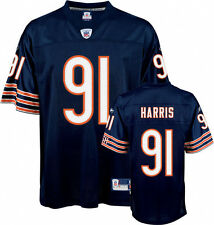 Tommie Harris NFL Chicago Bears Premier Jersey Reebok NWT medium new with tags