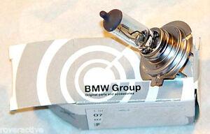 BMW Marque OEM E36 E46 E38 E39 E53 X5 H7 Polar Bleu Léger Ampoule Tout Neuf