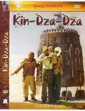 KIN-DZA-DZA DANELIYA RUSSIAN COMEDY ENGLISH FRENCH AUDIO & SUBTITLES 2 DVD NTSC