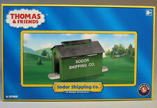LIONEL THOMAS & FRIENDS SODOR COVERED BRIDGE train o gauge the tank 6-37989