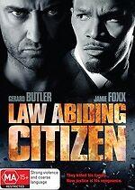 Law Abiding Citizen * NEW DVD * Jamie Foxx Gerard Butler (Region 4 Australia)