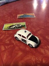 Corgi Juniors Husky Models No 3 VW 1300 Police Car - Made In Great Britain