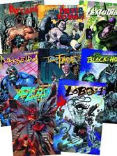 Villains Month 3-D Motion Cover complete set Forever Evil #1 lenticular DC Comic