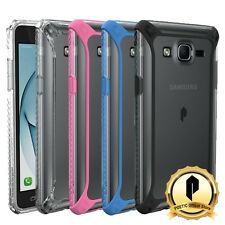 Poetic Affinity Shockproof Dual material Bumper soft Case For Samsung Galaxy On5