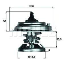 Thermostat Insertion-MAHLE TX 29 85D-qualité MAHLE-véritable uk stock