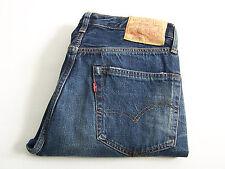 LEVI'S 505 1967 Jeans Homme W32 en. 30 L Bleu LVC LISIÈRE lisière Vintage Levy 812 #
