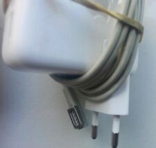 Genuine Apple Magsafe Adapter, With Euro Plug (No Extension Cord) Mod. A1374