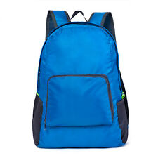 Waterproof Outdoor Sport Backpack Rucksack Camping Unisex Travel School Bag Pack