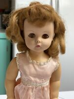 "Vintage 1950's ~ 15"" Madame Alexander Doll ~ Marybel Face with SWIVEL WAIST"