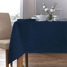 "Tejido Rosa de Damasco Azul Marino Mantel Rectangular 70"" X 108"" (178CM X 274CM)"