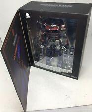 Three Zero Transformers Bumblebee DLX Scale Collectible Series Optimus Prime