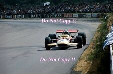 Jochen Rindt Gold Leaf Team Lotus 49B British Grand Prix 1969 Photograph 5