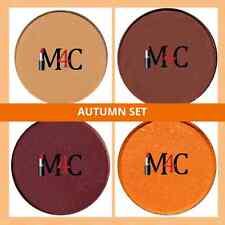 4 Piece Eyeshadow Magnetic Palette-Autumn Set