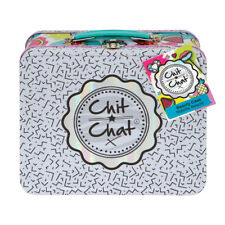 Chit Chat Beauty Case 12 PIECE Make-up Sets Vanity Case Ideal Gift