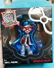 Monster High Vinyl Figure Ghoulia Yelps Rare Metallic Hair Collectors Doll 2014