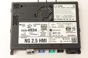 GM, NG 2.5, HMI, Control Module  Part# 84364934