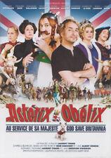 ASTERIX & OBELIX: GOD SAVE BRITANNIA (BILINGUAL) (DVD)