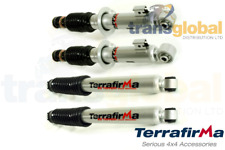 Front & Rear All Terrain Standard Shock Absorbers for Mitsubishi L200 06-15